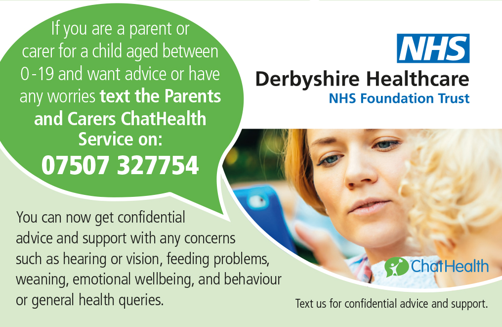 Parents and Carers ChatHealth Service